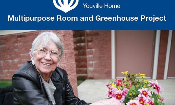 Youville Home Greenhouse Project